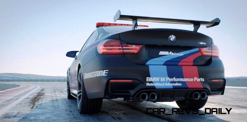 2015 BMW M4 MotoGP Safety Car - New Hydro-Cooled Boost Vaporization 53