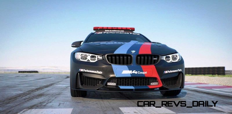 2015 BMW M4 MotoGP Safety Car - New Hydro-Cooled Boost Vaporization 6