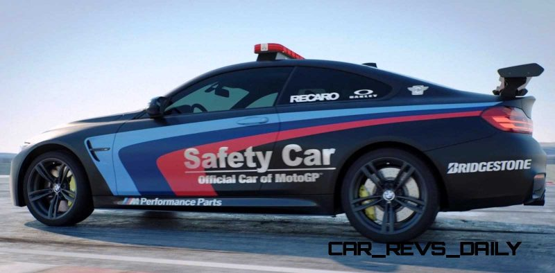 2015 BMW M4 MotoGP Safety Car - New Hydro-Cooled Boost Vaporization 62