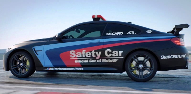 2015 BMW M4 MotoGP Safety Car - New Hydro-Cooled Boost Vaporization 63