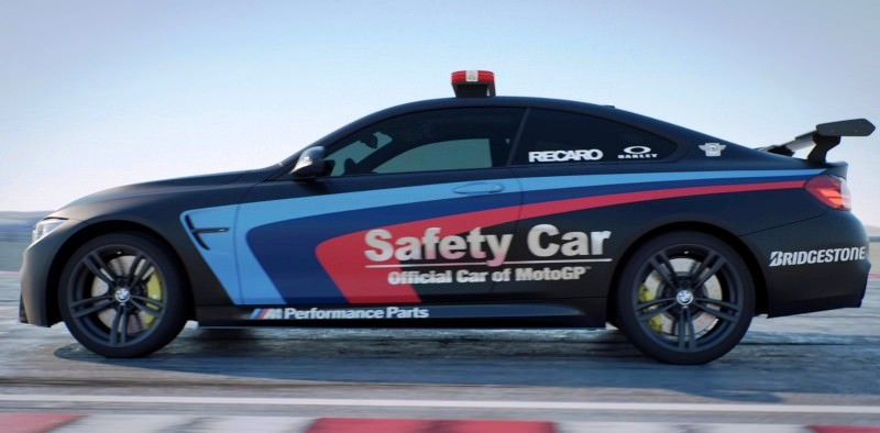 2015 BMW M4 MotoGP Safety Car - New Hydro-Cooled Boost Vaporization 64