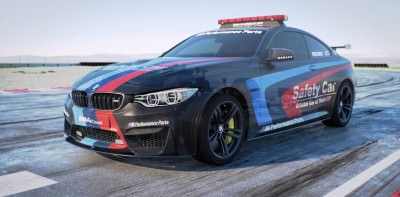 2015 BMW M4 MotoGP Safety Car - New Hydro-Cooled Boost Vaporization 71