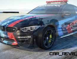 2015 BMW M4 MotoGP Safety Car – New Water-Cooled Boost Vaporization – Coming to 2016 M4 GTS?
