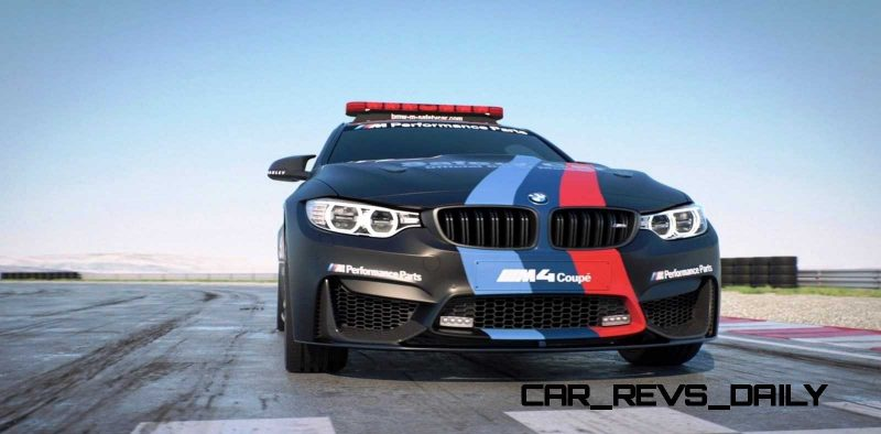 2015 BMW M4 MotoGP Safety Car - New Hydro-Cooled Boost Vaporization 8
