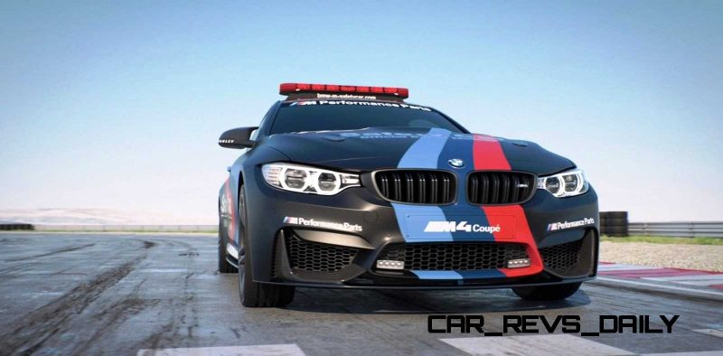 2015 BMW M4 MotoGP Safety Car - New Hydro-Cooled Boost Vaporization 9