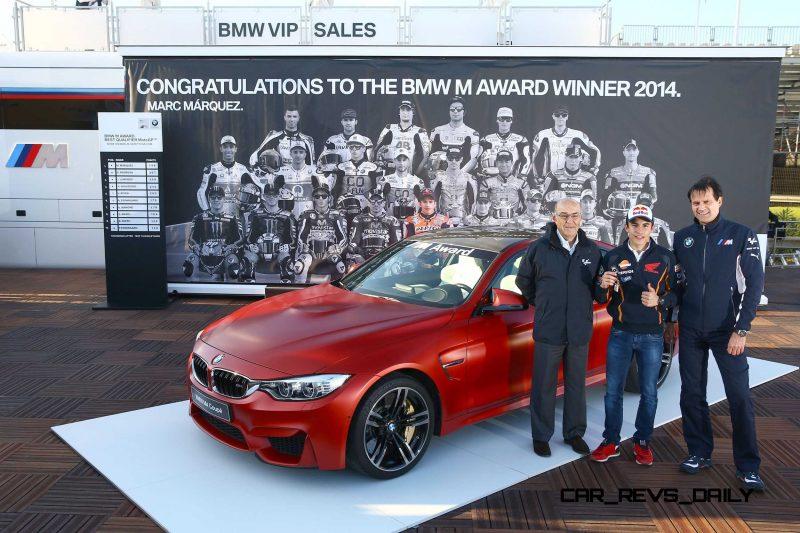 2015 BMW M4 Sakhir Orange 2