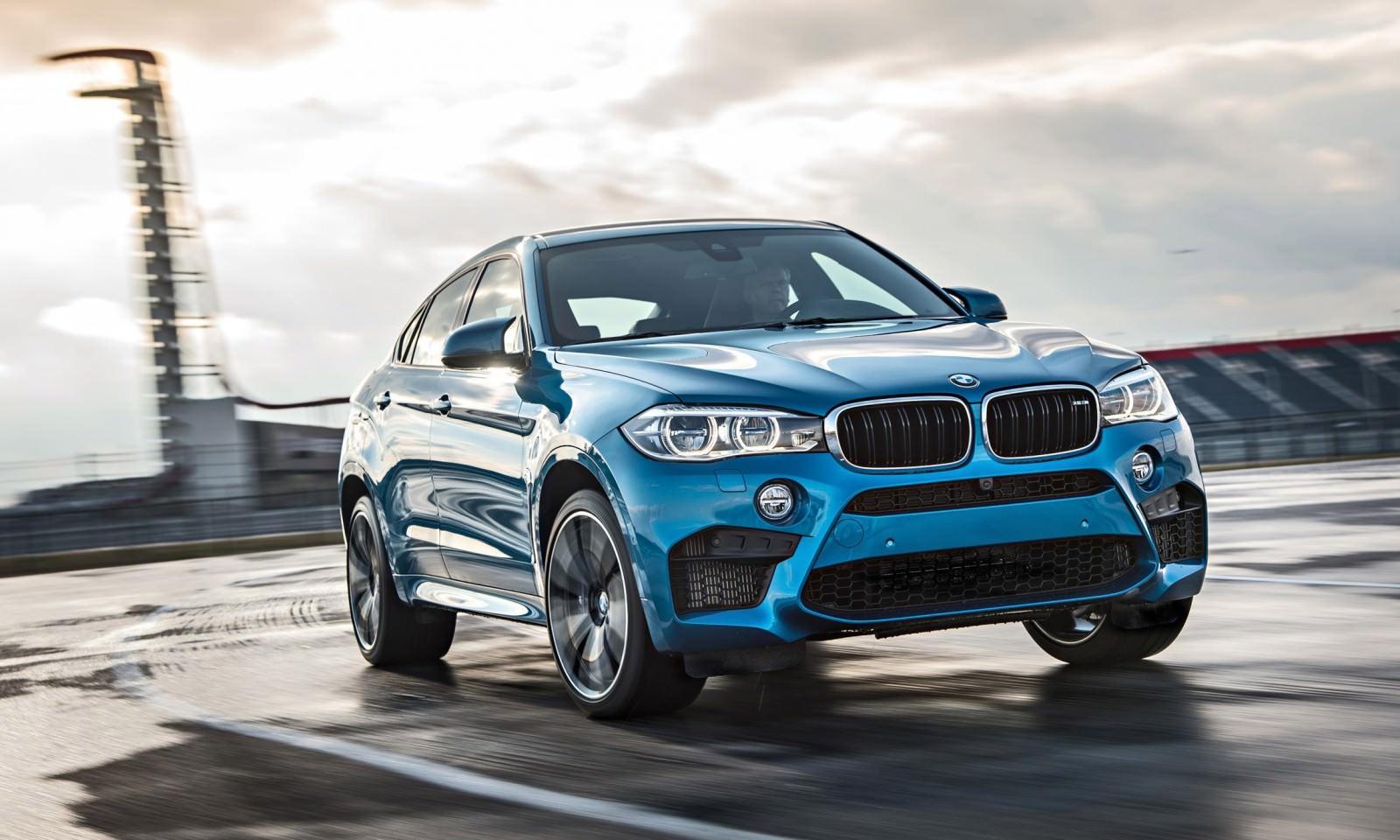 2015 BMW X6 M 1