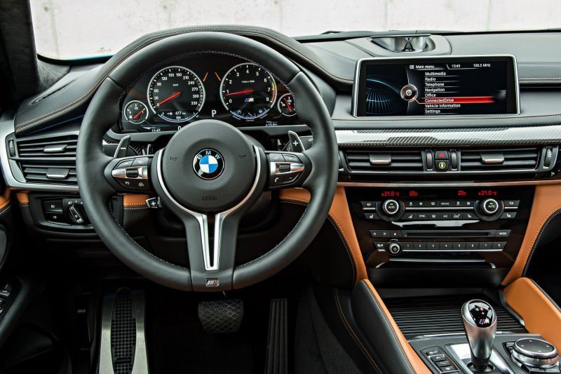 2015 BMW X6 M 100