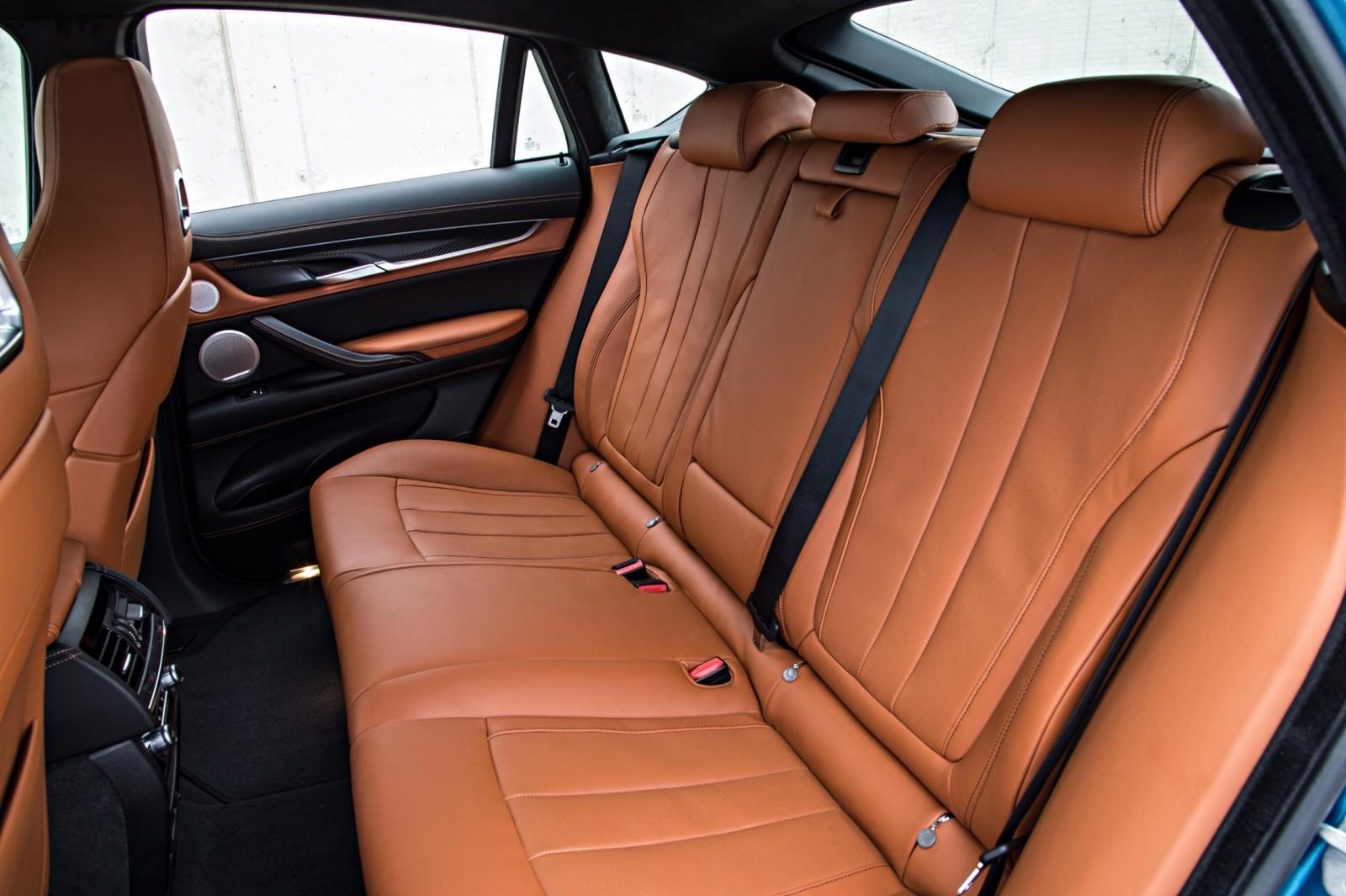 2015 BMW X6 M 110