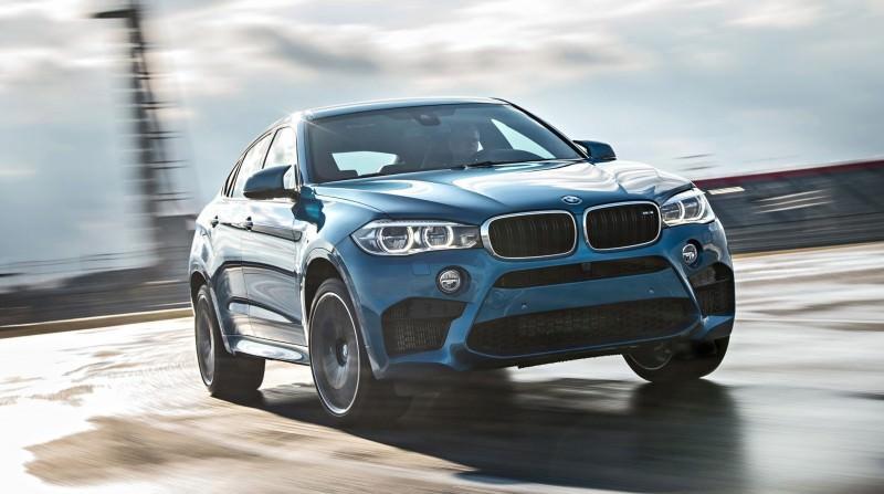 2015 BMW X6 M 12
