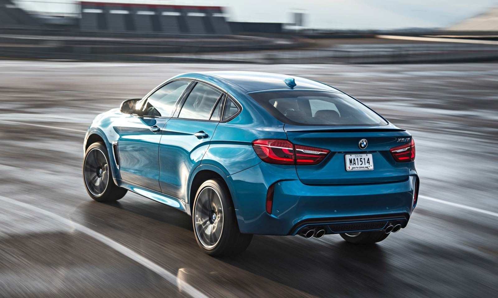 2015 BMW X6 M 13