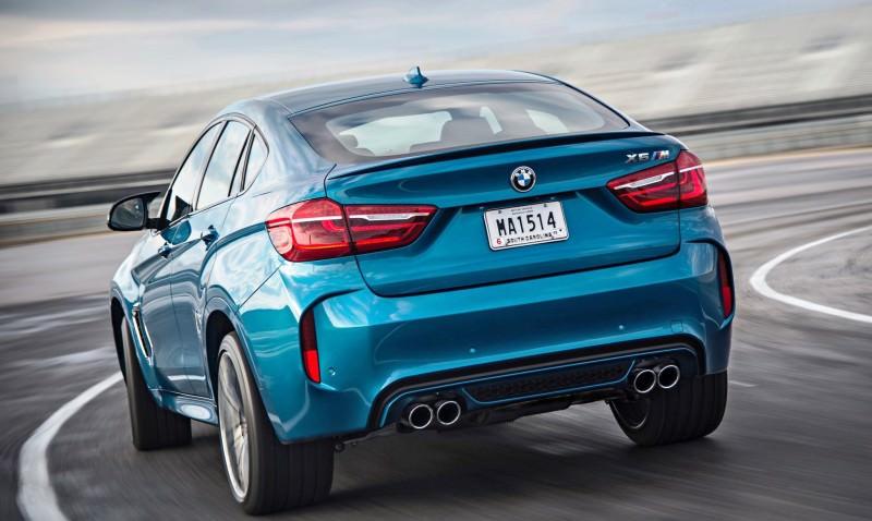2015 BMW X6 M 14