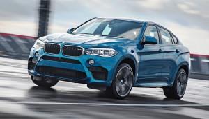 2015 BMW X6 M 17