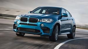 2015 BMW X6 M 19