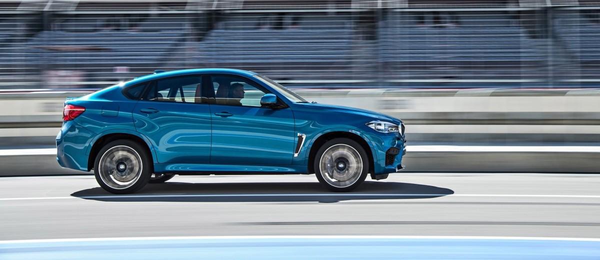 2015 BMW X6 M 34