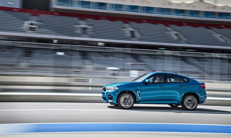 2015 BMW X6 M 35