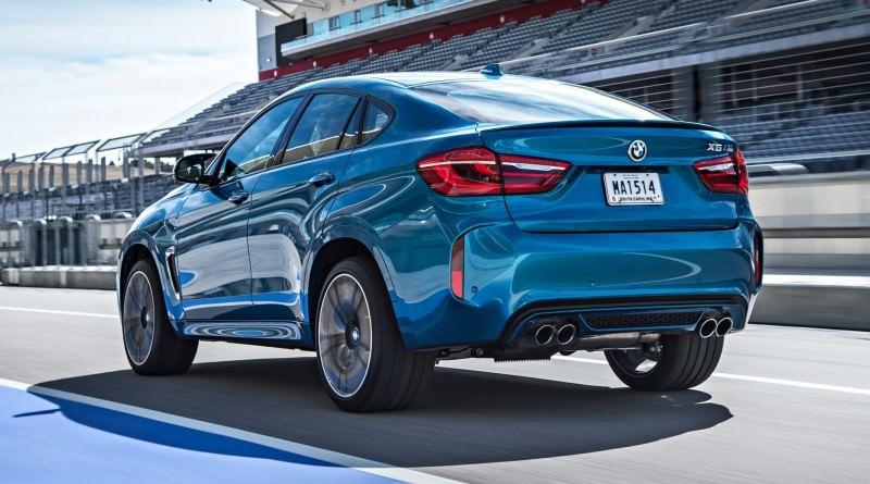 2015 BMW X6 M 38