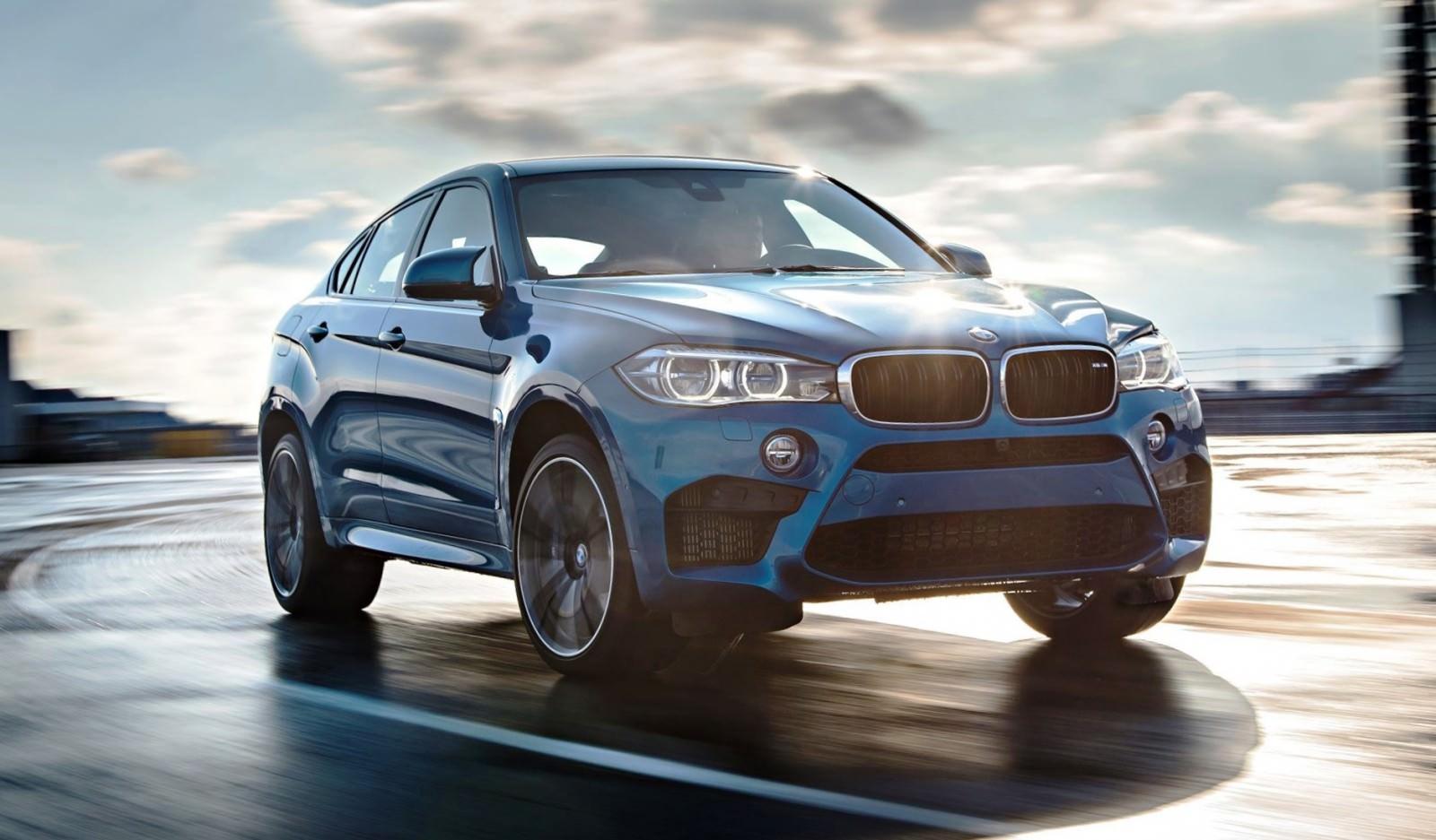 2015 BMW X6 M 4