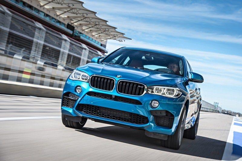 2015 BMW X6 M 41