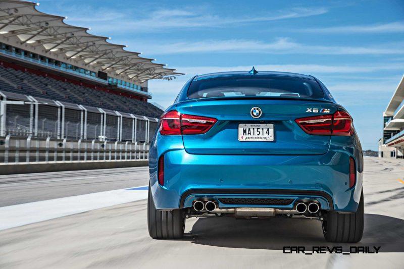 2015 BMW X6 M 43