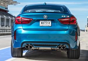 2015 BMW X6 M 44