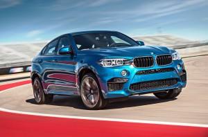 2015 BMW X6 M 45