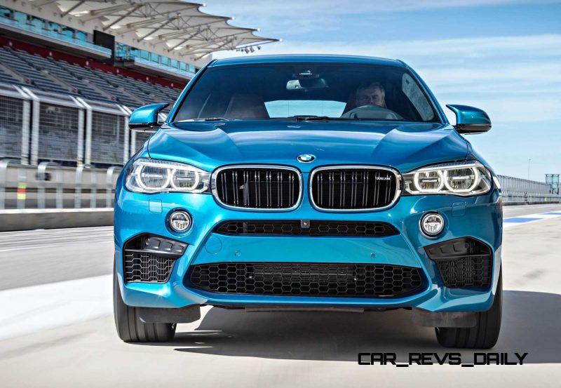 2015 BMW X6 M 46
