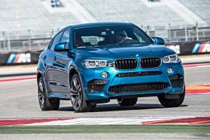 2015 BMW X6 M 47
