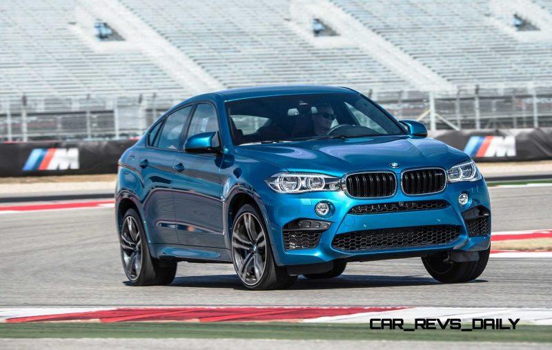 2015 BMW X6 M 48