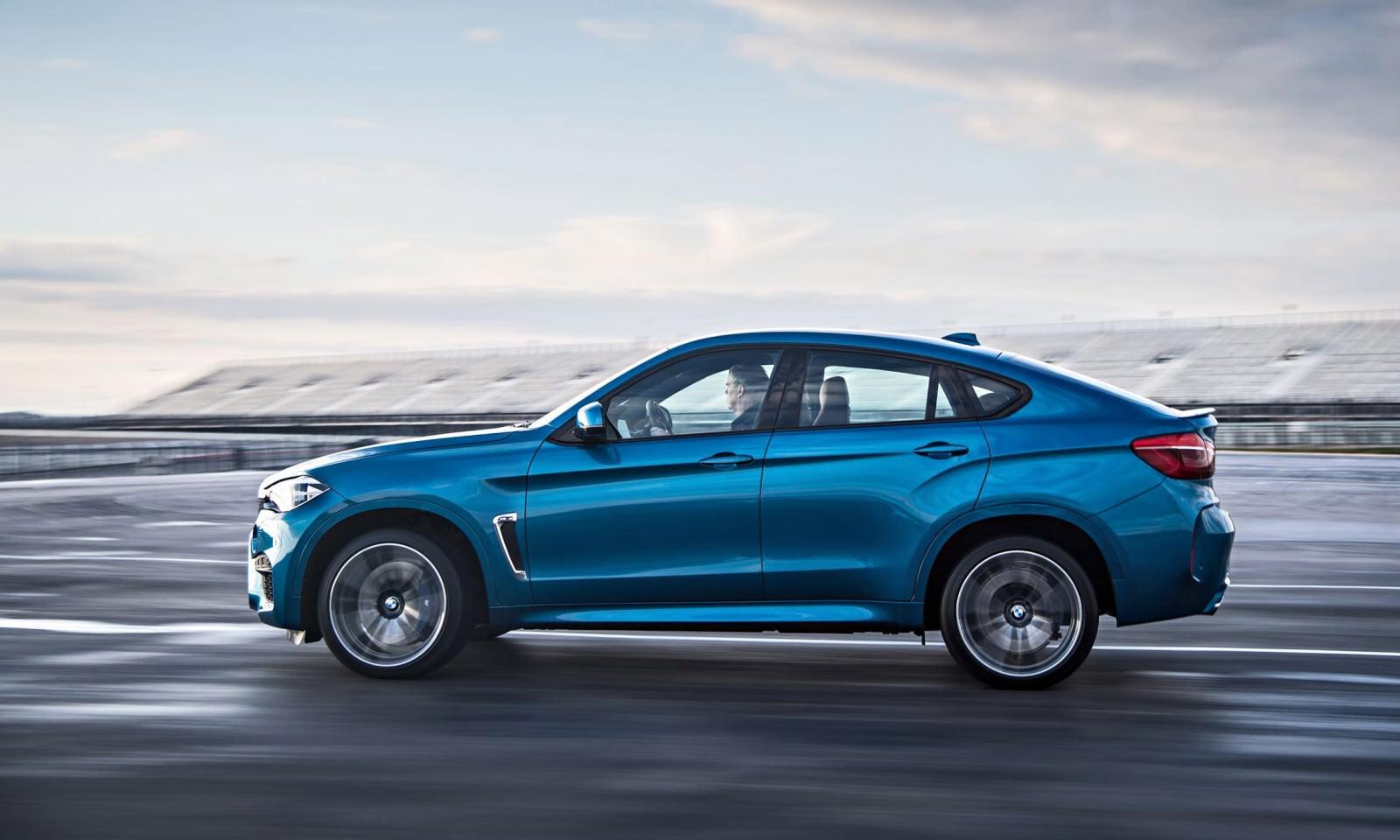 2015 BMW X6 M 5