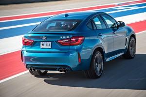 2015 BMW X6 M 51