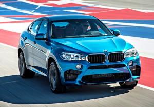 2015 BMW X6 M 52