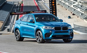 2015 BMW X6 M 56