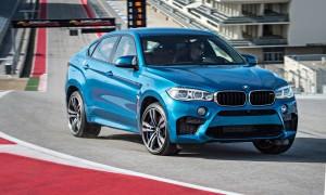 2015 BMW X6 M 58