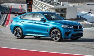 2015 BMW X6 M 59