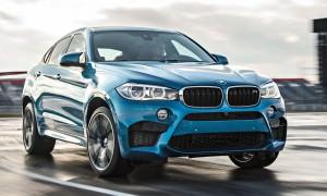 2015 BMW X6 M 6