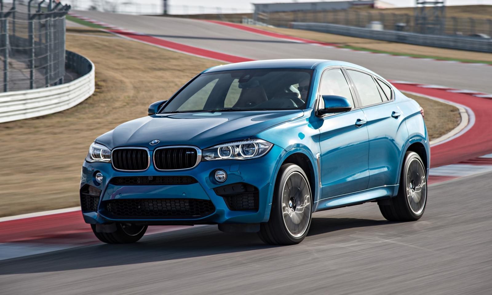 2015 BMW X6 M 61
