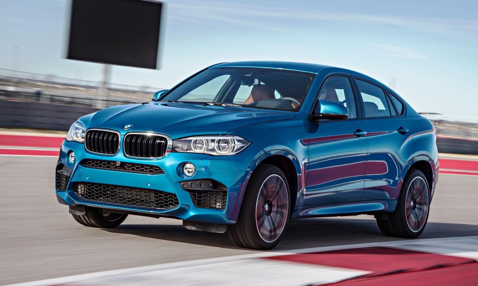 2015 BMW X6 M 62