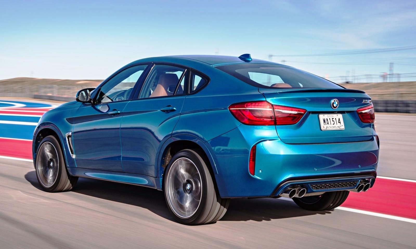 2015 BMW X6 M 63