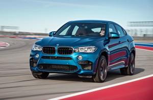 2015 BMW X6 M 64