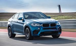 2015 BMW X6 M 65