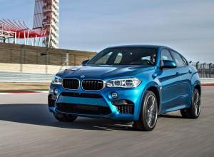 2015 BMW X6 M 66