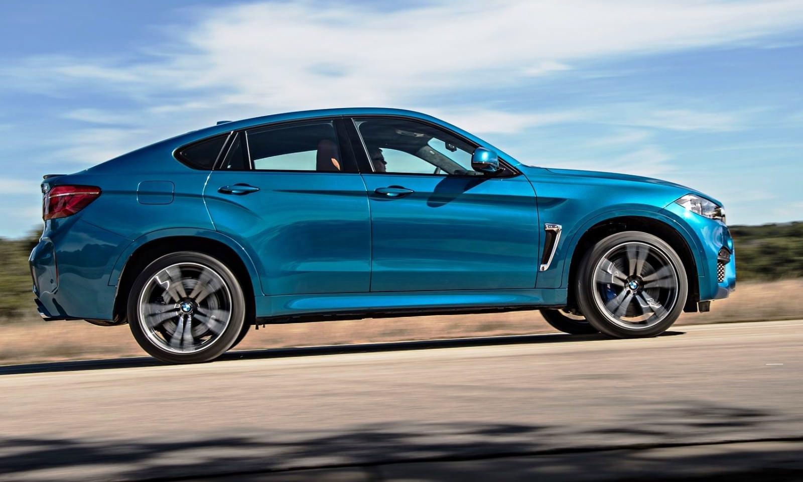 2015 BMW X6 M 69