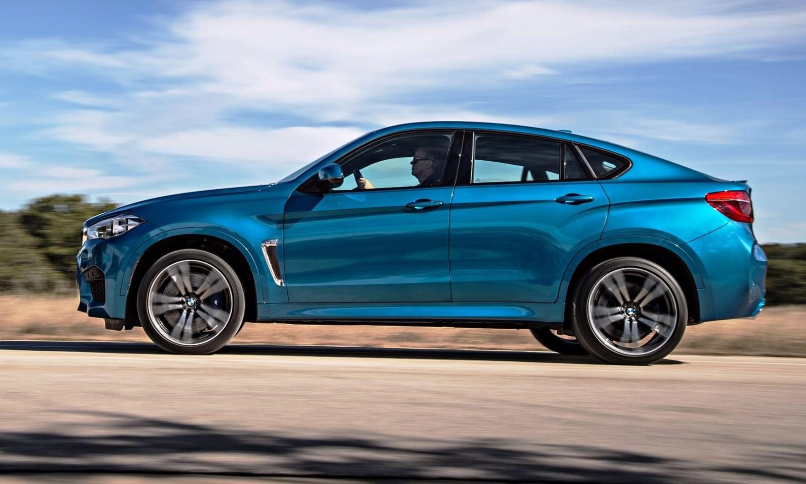 2015 BMW X6 M 70