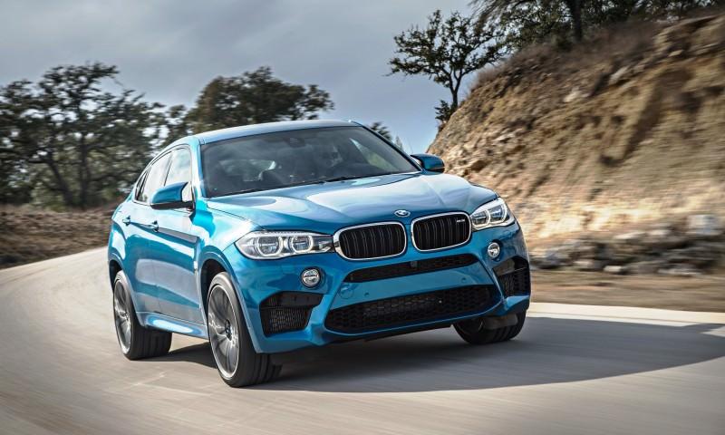 2015 BMW X6 M 71