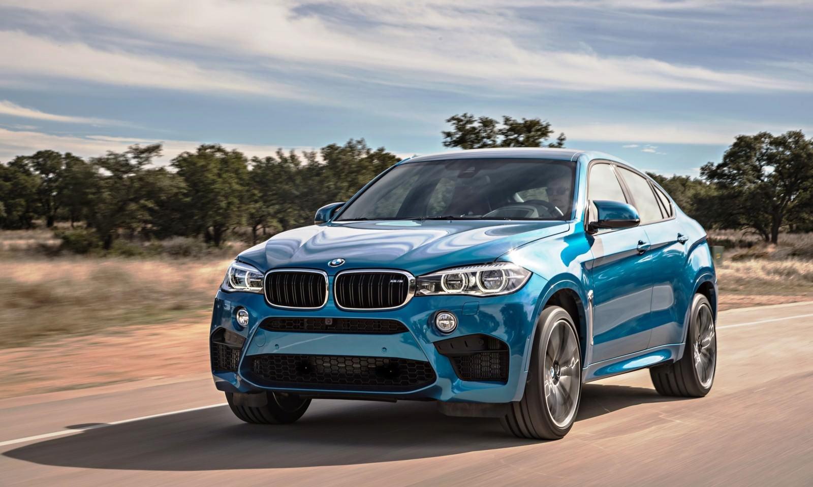 2015 BMW X6 M 72