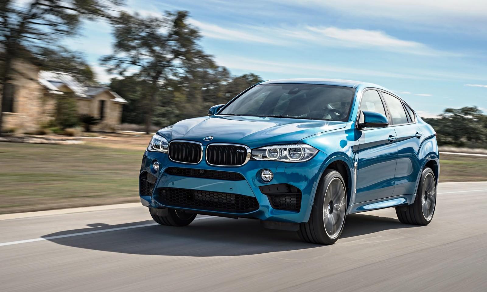2015 BMW X6 M 73