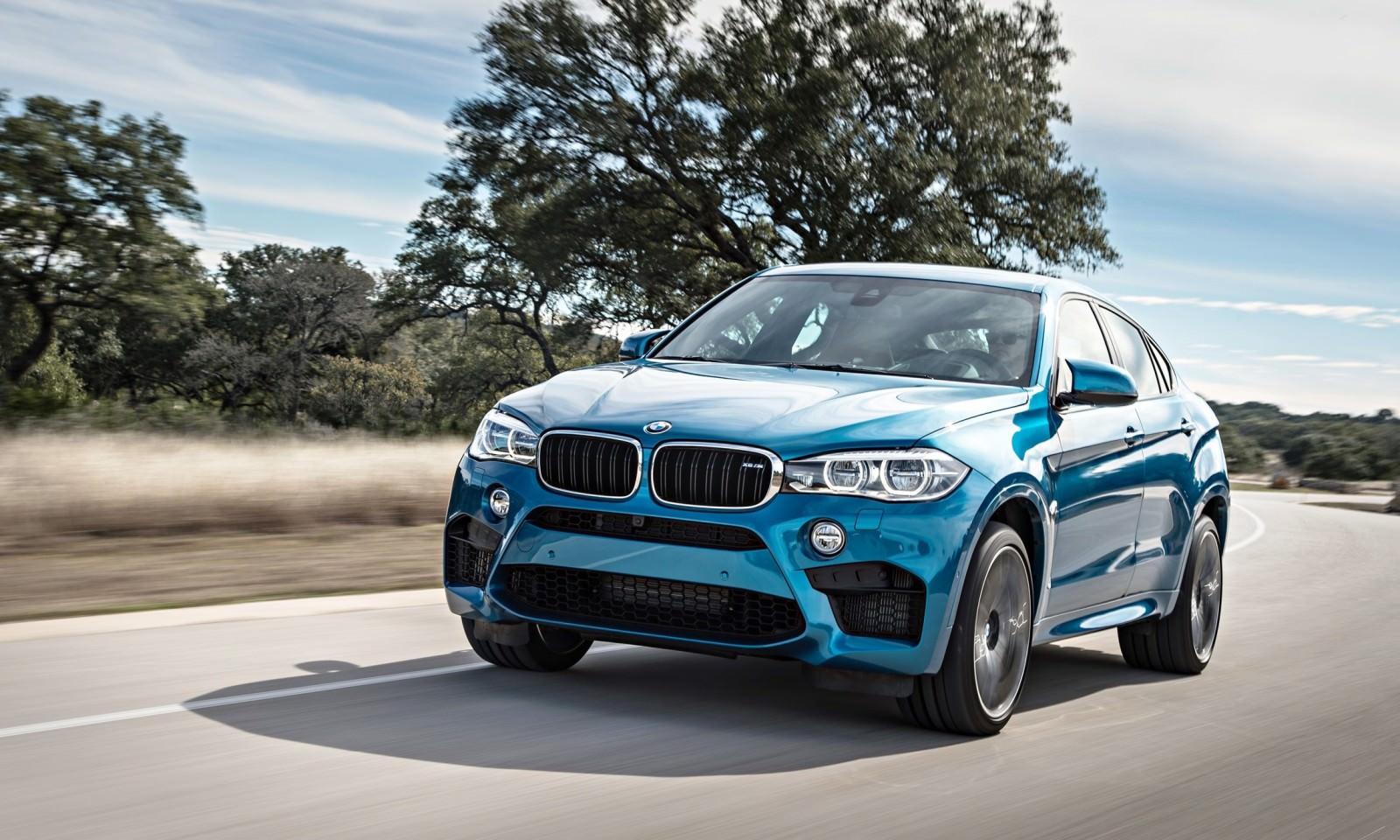 2015 BMW X6 M 74