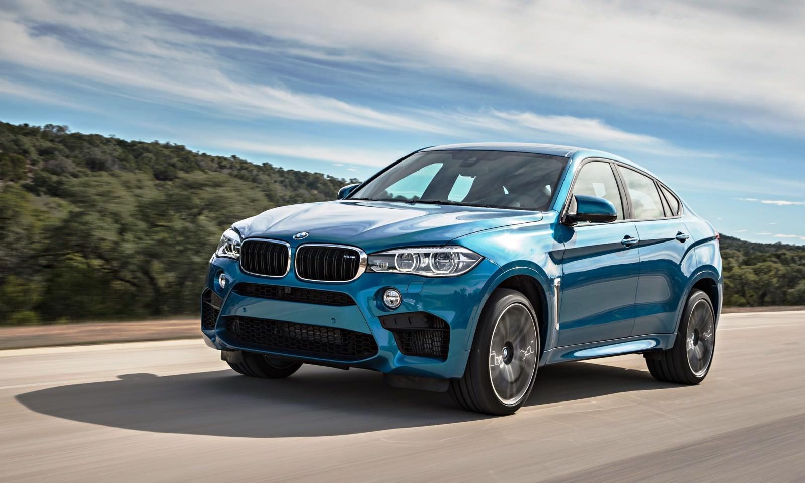 2015 BMW X6 M 75