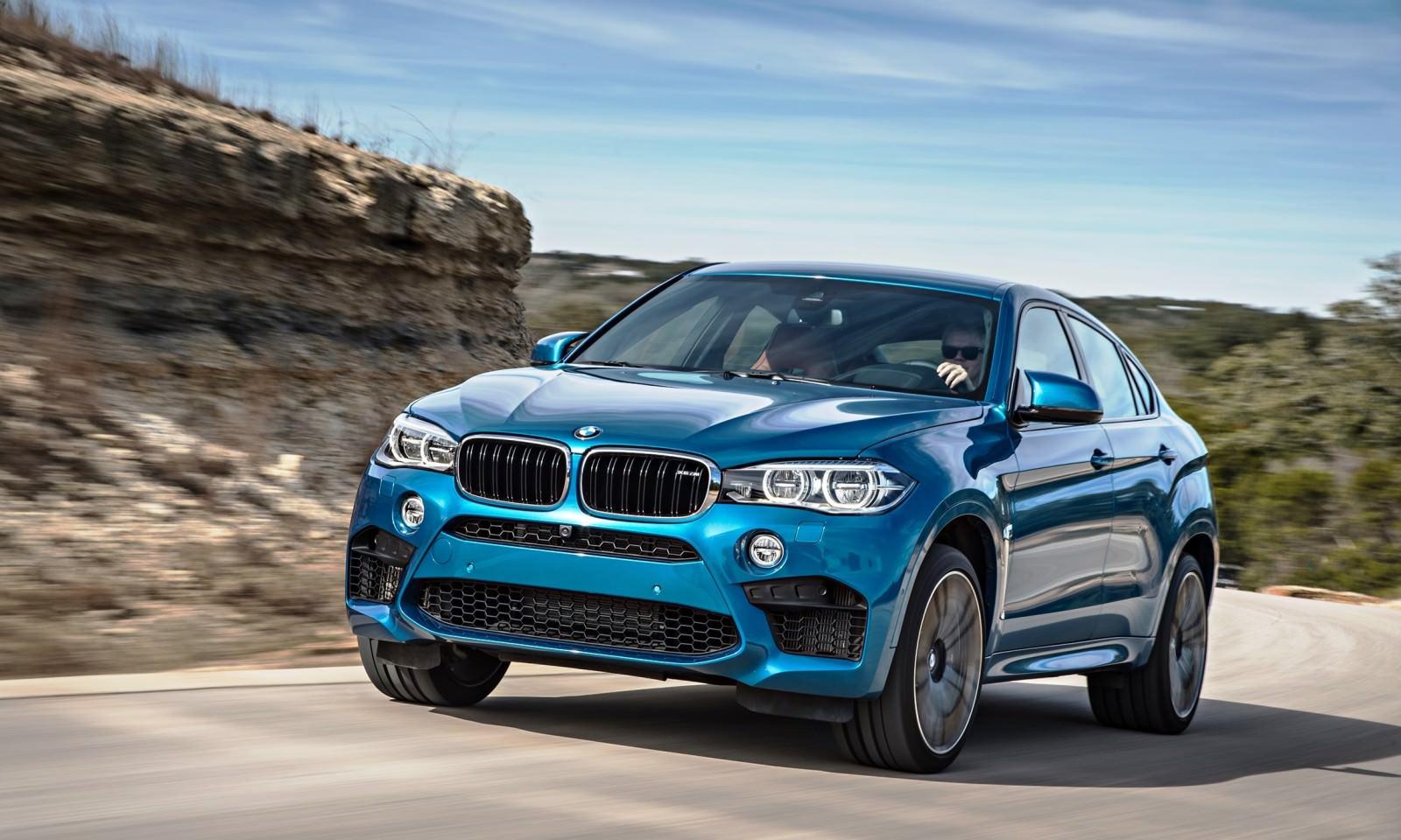 2015 BMW X6 M 76